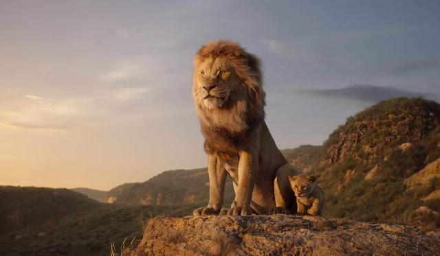 Lví král (The Lion King) – Recenze