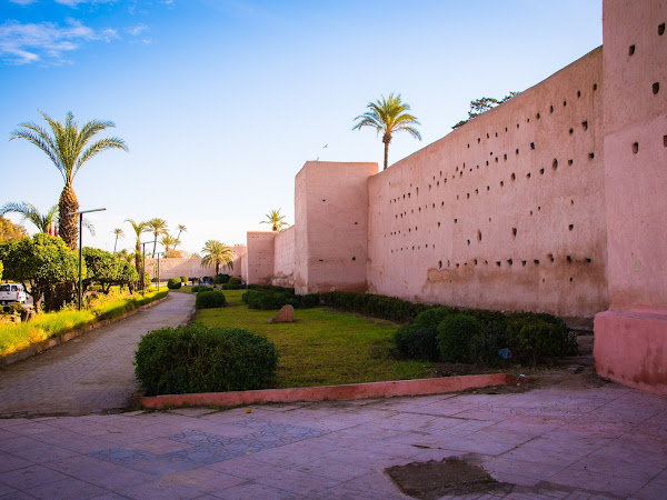 Top 5  to visit in Marrakech