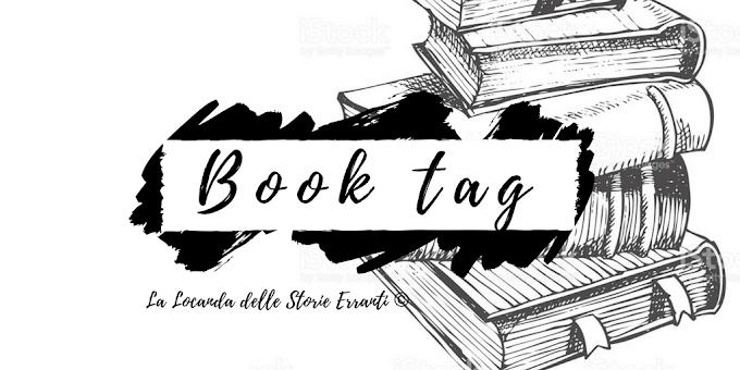 BOOK TAG | My World Award 2018