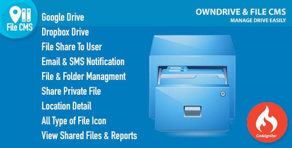 Download OwnDrive & File CMS