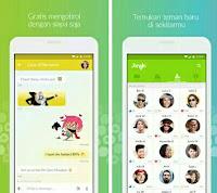 Mengobrol Secara Gratis Dengan Aplikasi Jongla Melalui Android