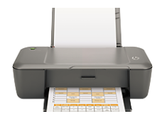 HP Deskjet 1000 Driver Win7-8-Vista-Xp Download