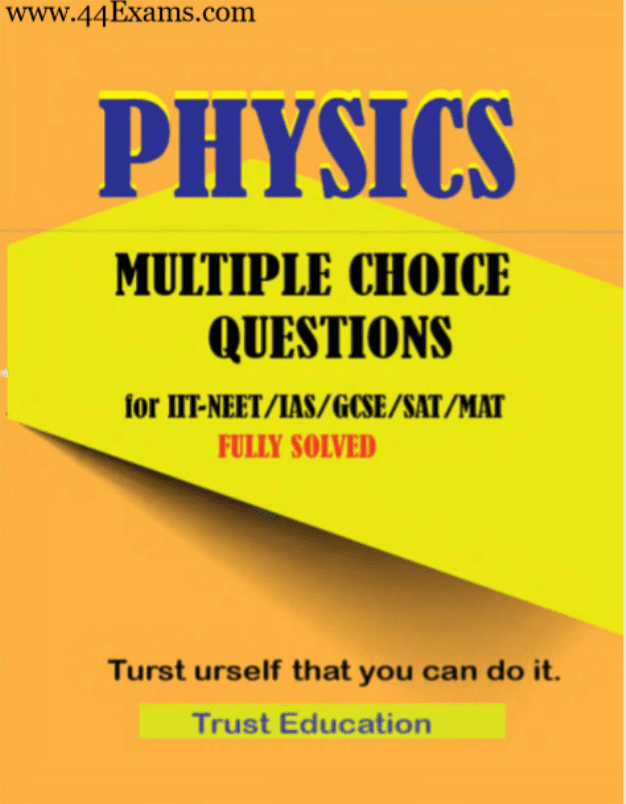 Physics-Multiple-Choice-Questions-For-IIT-NEET-Exam-PDF-Book