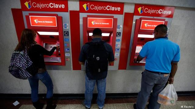 La debacle económica de Venezuela