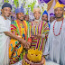 Pomp As Dignitaries Stormed Iwo Kingdom For Oluwo's 50th Birthday Celebration (See Photos)