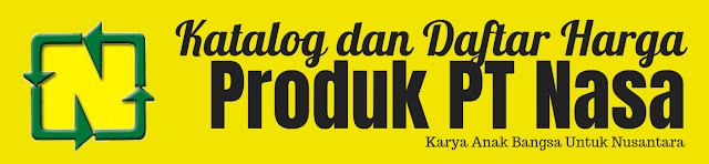 Daftar Harga Konsumen dan katalog produk PT Natural Nusantara