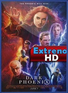 X-Men: Dark Phoenix (2019) | DVDRip Latino HD GoogleDrive 1 Link