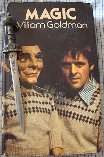 Portada del libro Magic, de William Goldman