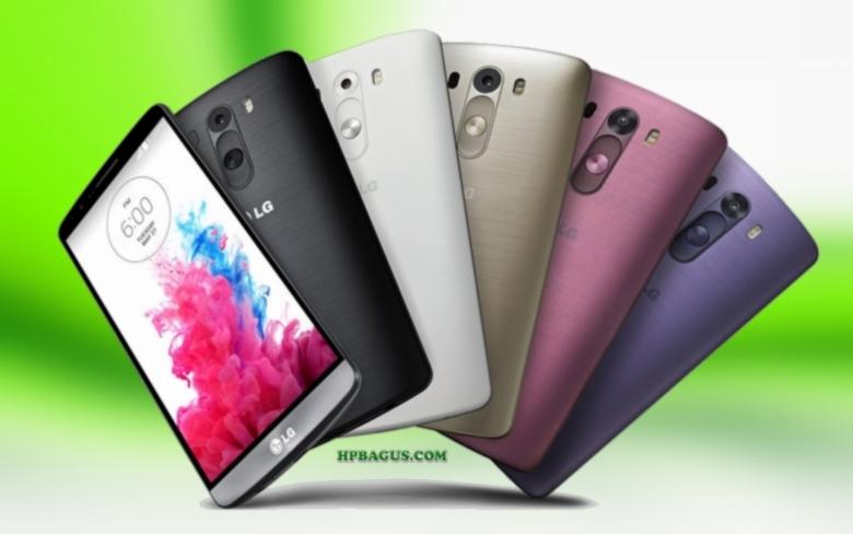 Daftar Harga HP LG Android Terbaru