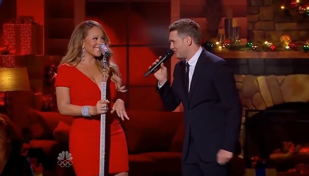 שירה לירית All I Want for Christmas is You - Mariah Carey (Hebrew Translation) תרגום לעברית