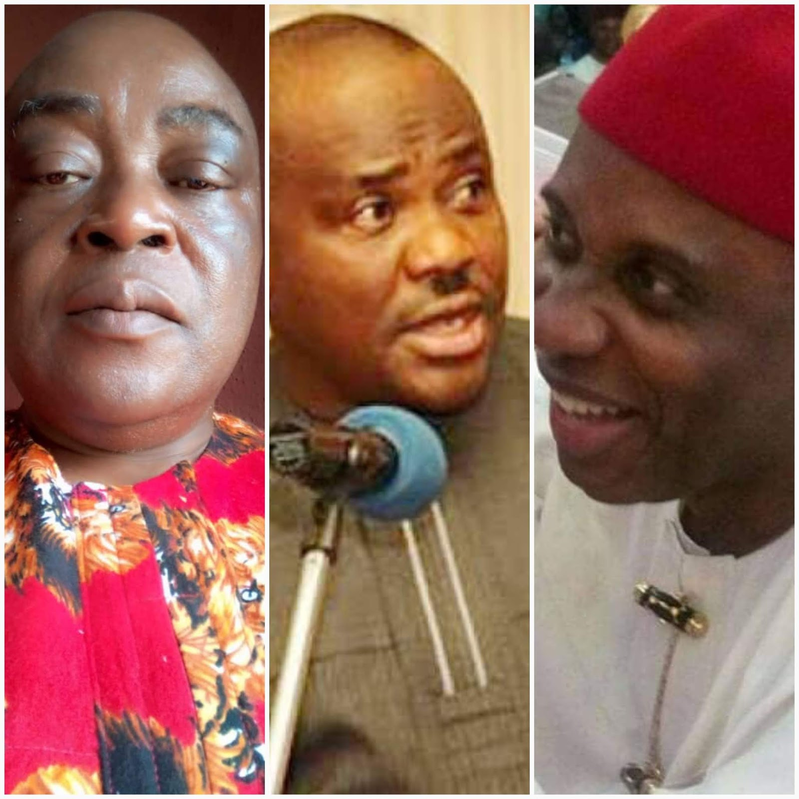 Ministerial nomination: stop fighting the wind, Amaechi will be renominated, Eze tells Wike, Abe 1