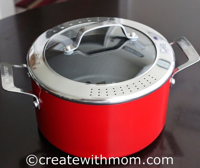 Create With Mom Cooking On Circulon Pans