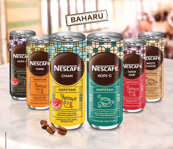 Nescafe Kopitiam Series, Nescafe, Enjoy Your Kopitiam Moments at Home, Food