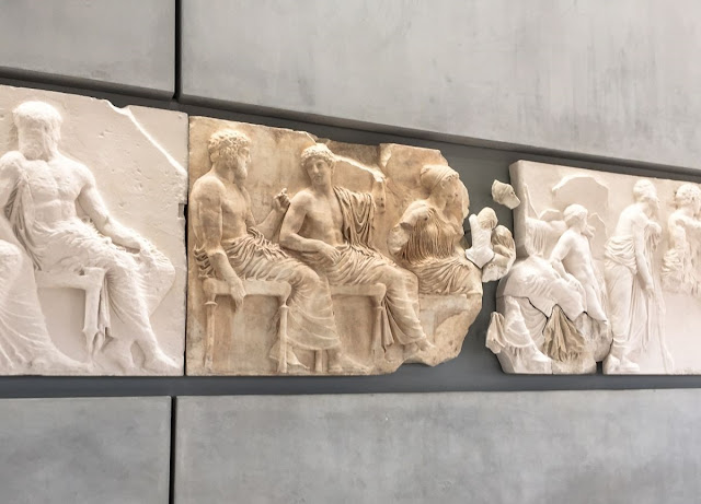 Greece will never stop fighting for return of 'stolen' Parthenon sculptures, says culture minister