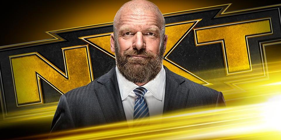 Triple H Challenges Pat McAfee To A Match Against Adam Cole at TakeOver XXX