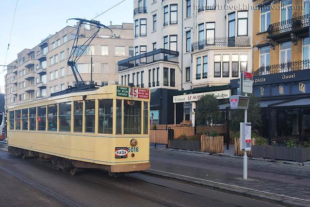 Tram Museum Brussels Historic Tram ride