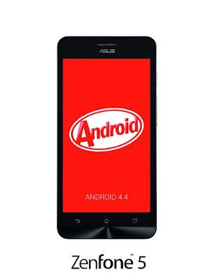 Cara ROOT Asus Zenfone 5 4.4.2 (Kitkat) - GET GADGET OR DIE