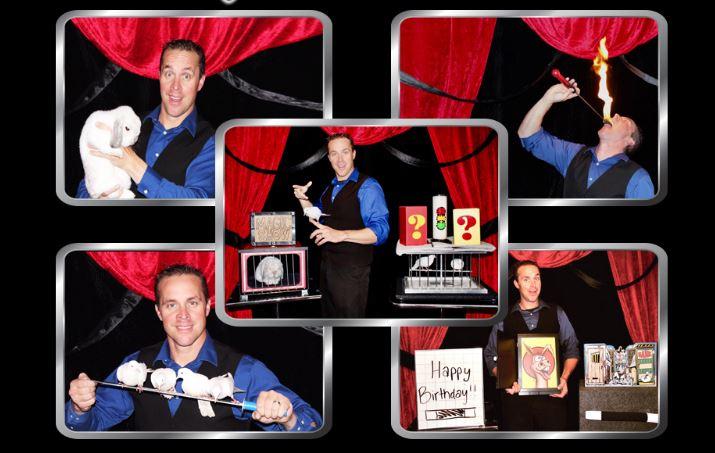 Robbie Cannon - Magician in Phoenix, Arizona.