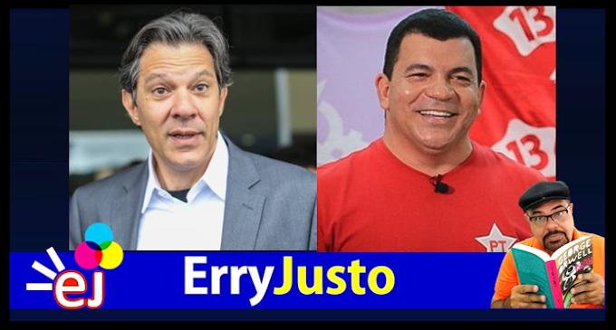 (OPINIÃO) FERNANDO HADDAD, APOIADOR DE PAULO BONFIM PARA A REELEIÇÃO EM JUAZEIRO É CONDENADO POR IMPULSIONAMENTO DE FAKE NEWS
