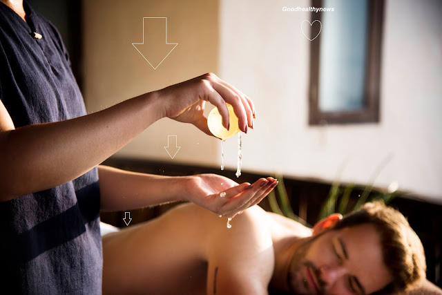 Benefits of back rub continuously and dangers also