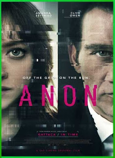 Anon (2018) | DVDRip Latino HD GDrive 1 Link