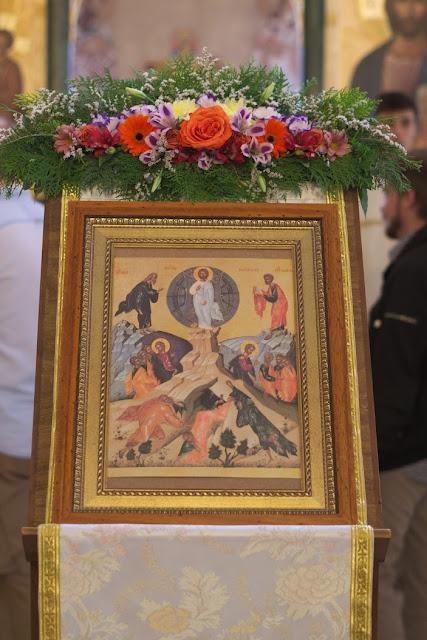 Фоторепортаж Праздника Преображения Господня в Болгарской Старостильной Церкви