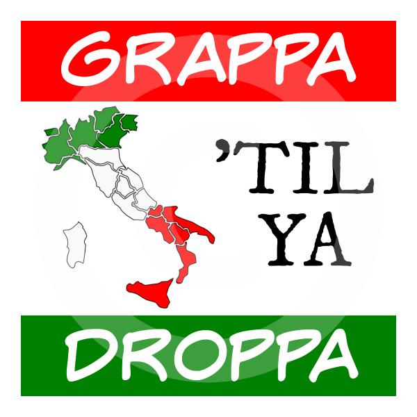 Grappa Italy Humor Shirts
