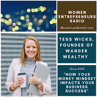 Tess Wicks on Women Entrepreneurs Radio