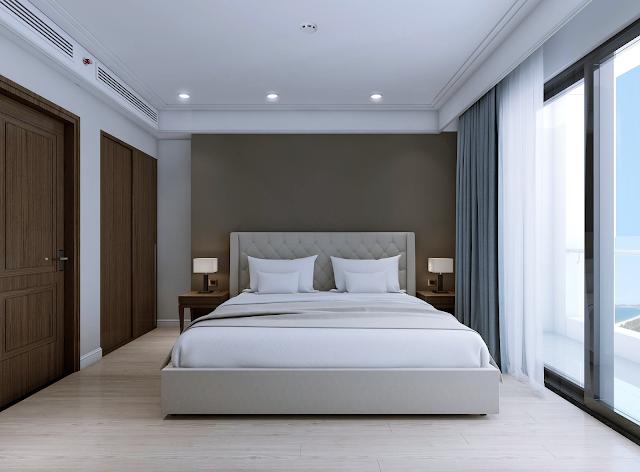 Hình ảnh căn hộ khi hoàn thành của Luxury Apartment