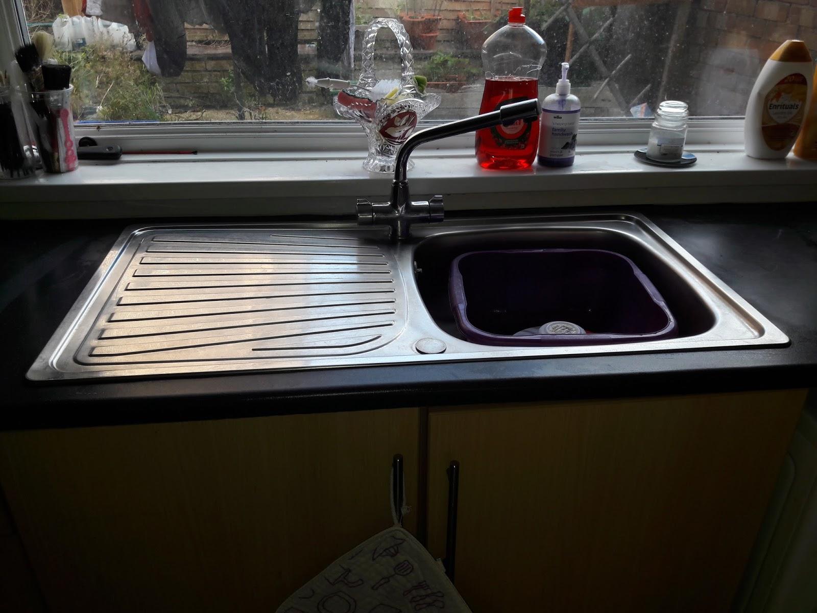 Flylady Kitchen Sink