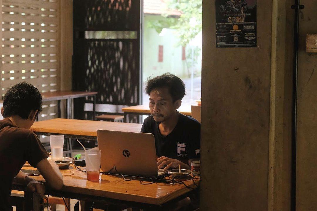 konoae warung a la cafe