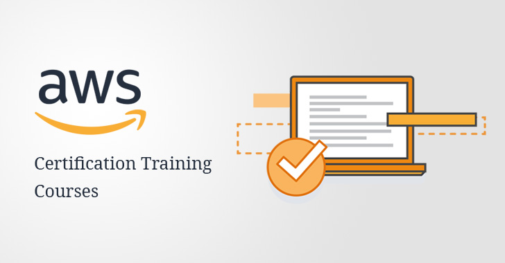 aws certification training courses