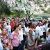 JUSMARI PARTICIPA DE FESTA DE SANTA CRUZ NA ZONA RURAL EM RIACHÃO DAS NEVES