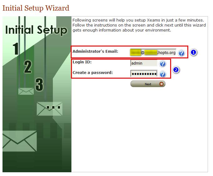 古之技術必有師。: S小魚仔S QNAP TS-251+ 架設 Xeams Mail Server 郵件伺服器