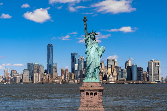Travel destinations, Places to travel in the US