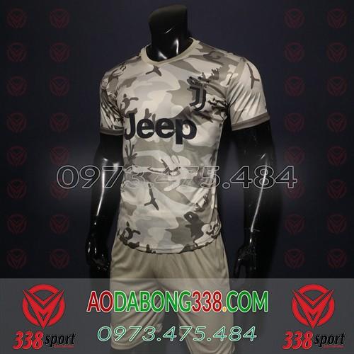 Áo Juventus Xám 2019 2020 Training 22