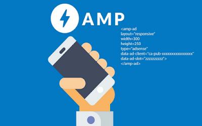 Cara Memasang Kode Adsense Pada Template Blogger AMP