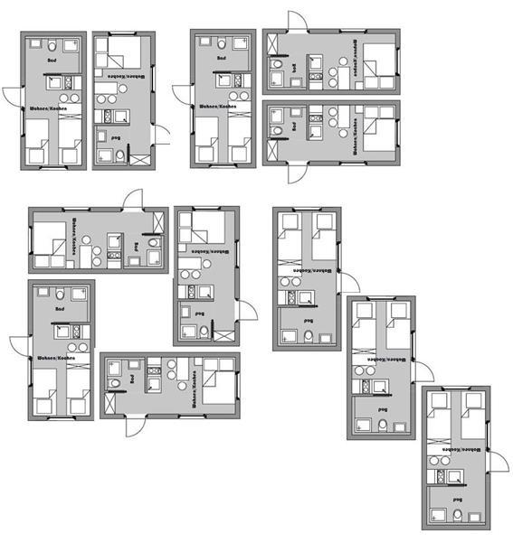 meiselbach mobilheime mobilheim nein container ja. Black Bedroom Furniture Sets. Home Design Ideas