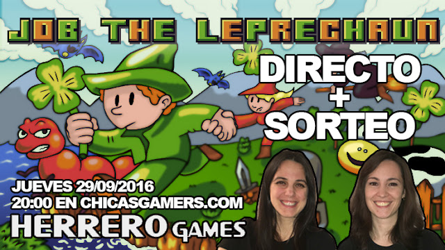 Job The Leprechaun Herrero Games