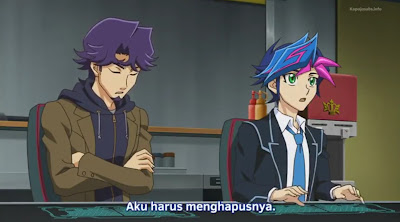 Yu-Gi-Oh! Vrains Episode 13 Subtitle Indonesia