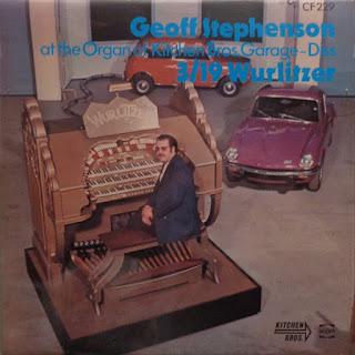 Kitchen Bros Organ music album cover