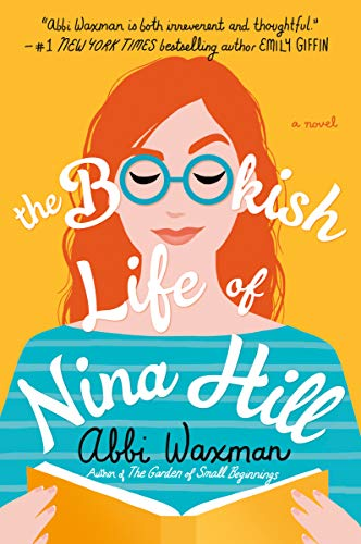 fiction, reading, amreading, goodreads, Kindle, book club, The Bookish Life of Nina Hill, Abbi Waxman, beach reads, summer reads