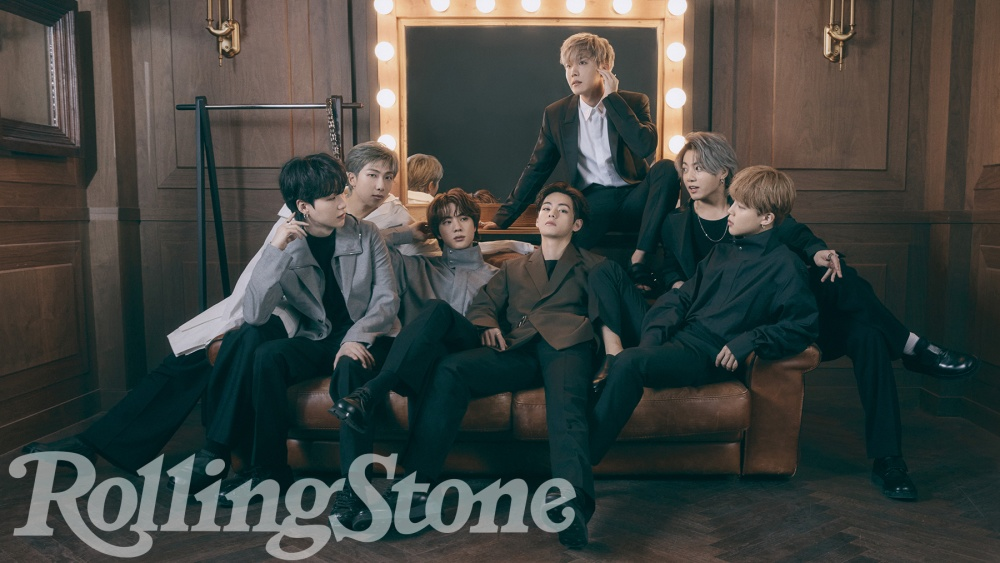 BTS Enters Rolling Stone's '500 Best Songs Of All Time' List