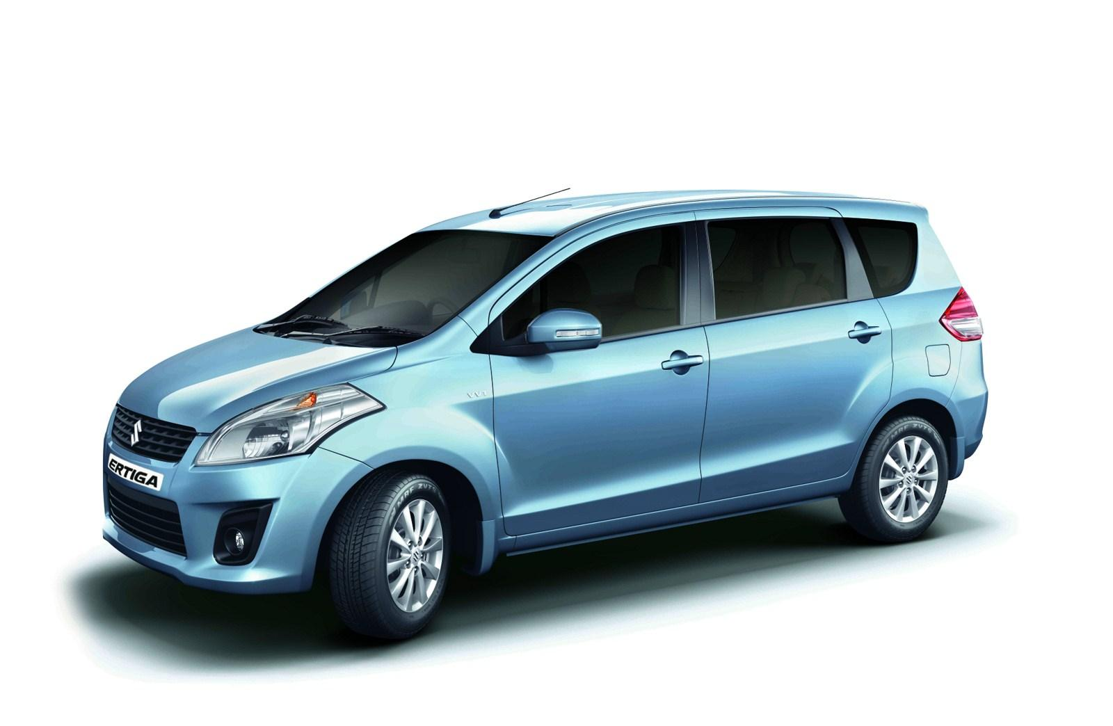 Cars: Lengthened Suzuki Swift Becomes Maruti Ertiga
