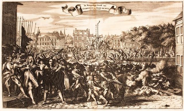 Johan de Witt kena serang