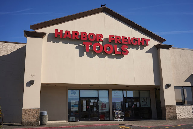 Harbor Freight Tools Store Coupons