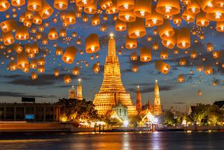 ما اسم عاصمة تايلاند ؟