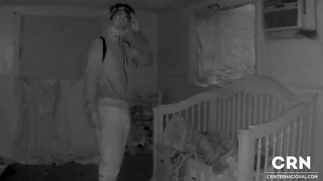 Joven rapta a niño de 4 años de su cama