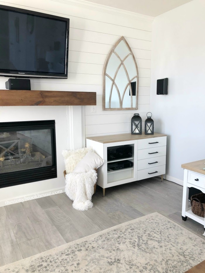 Bestå Cabinets Get Another Makeover... Farmhouse style!