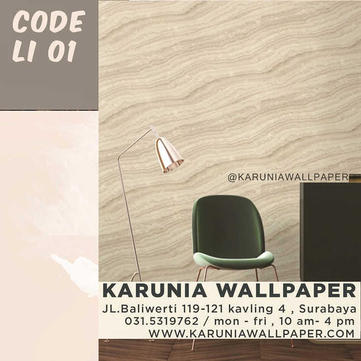 jual wallpaper dinding interior marble marmer
